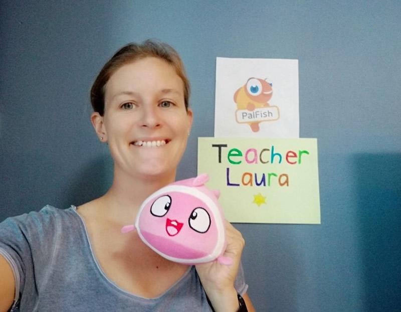 Teach English Online With Palfish